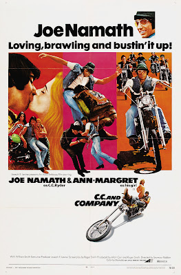 C.C. and Company (aka Chrome Hearts) (1970, USA) movie poster