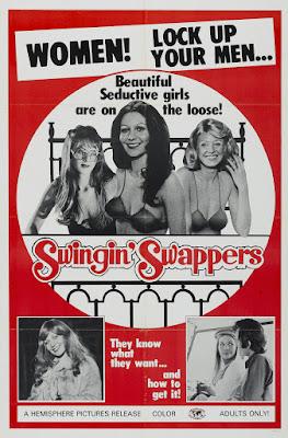 Swingin' Swappers (Bettkanonen) (1973, USA / Germany) movie poster