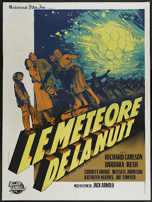 It Came from Outer Space (1953, USA) French poster