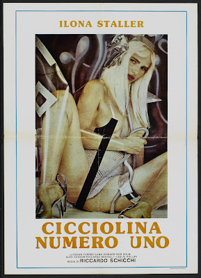 Cicciolina Number One (Cicciolina numero uno) (1986, Italy) movie poster