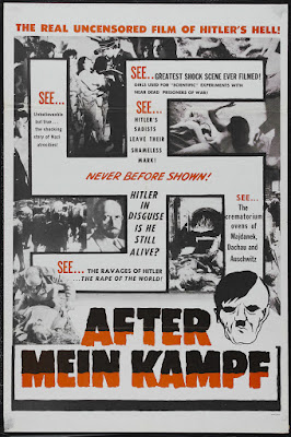 After Mein Kampf (1961, USA) movie poster