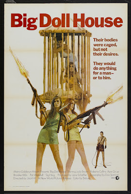 The Big Doll House (aka Women's Penitentiary) (1971, USA / Philippines) movie poster