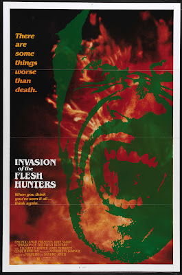 Cannibal Apocalypse (Apocalypse domani, aka Invasion of the Fleshhunters, aka Cannibals in the Streets) (1980, Italy / Spain) movie poster