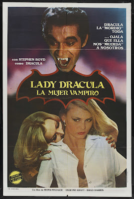 Lady Dracula (1978, Germany) movie poster