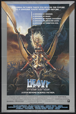 Heavy Metal (1981, Canada) movie poster