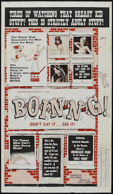 Boin-n-g (1963, USA) movie poster