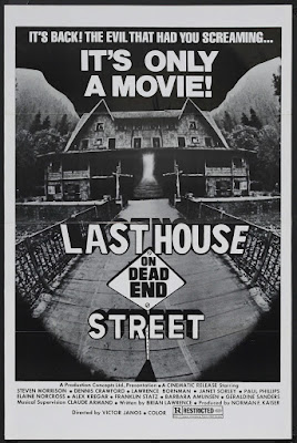 The Last House on Dead End Street (1977, USA) movie poster