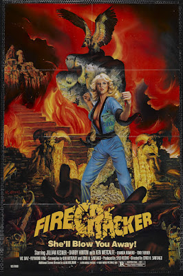 Firecracker (aka Naked Fist) (1981, USA / Philippines) movie poster