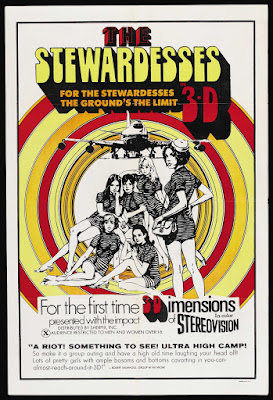 The Stewardesses (1969, USA) movie poster