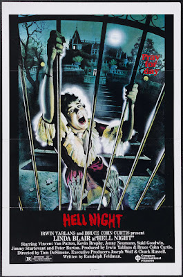 Hell Night (1981, USA) movie poster