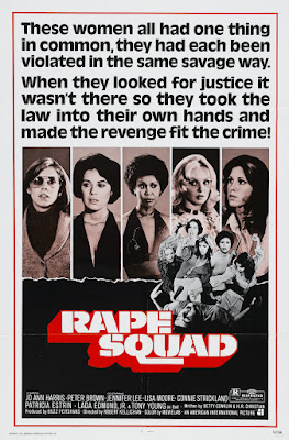 Rape Squad (aka Act of Vengeance) (1974, USA) movie poster