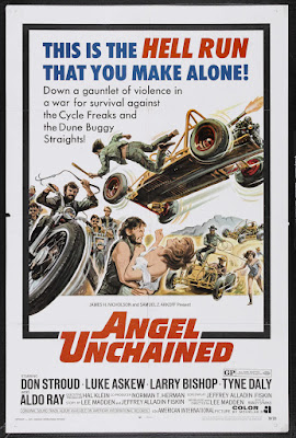 Angel Unchained (aka Hell's Angels Unchained) (1970, USA) movie poster