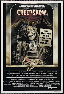 Creepshow (1982, USA) movie poster