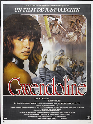 Gwendoline (aka The Perils of Gwendoline in the Land of the Yik Yak) (1984, France)