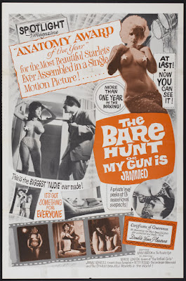 The Bare Hunt (aka My Gun Is Jammed) (1963, USA) movie poster