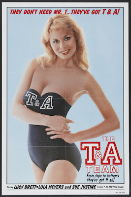 The T & A Team (1984, USA) movie poster