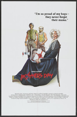 Mother's Day (1980, USA) movie poster