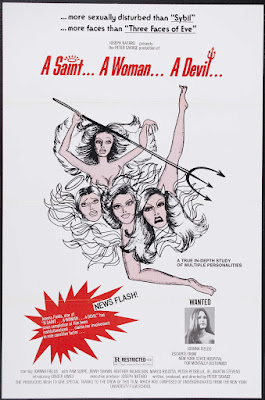 Sylvia (aka A Saint, a Woman, a Devil) (1977, USA) movie poster