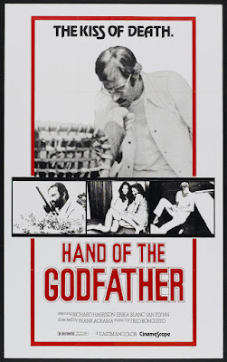Hand of the Godfather (L'amico del padrino / The Godfather's Friend, aka The Specialist) (1972, Italy / Turkey) movie poster
