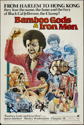 Bamboo Gods and Iron Men (1974, USA / Philippines) movie poster