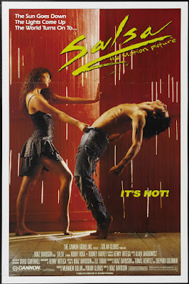 Salsa (1988, USA) movie poster