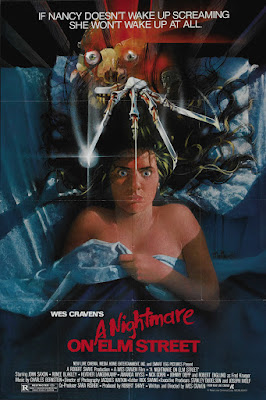 A Nightmare on Elm Street (1984, USA) movie poster