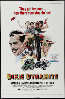 Dixie Dynamite (1976, USA) movie poster
