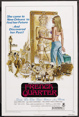 French Quarter (1977, USA) movie poster