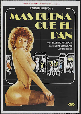 Good as a Bread (Buona come il pane) (1981, Italy) movie poster