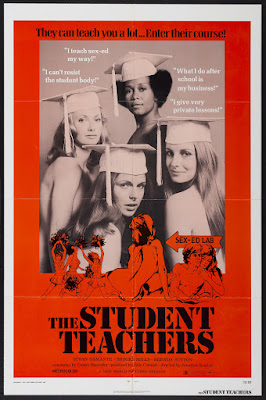 The Student Teachers (1973, USA) movie poster