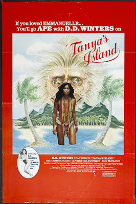 Tanya's Island (1980, Canada) movie poster