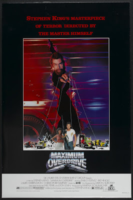 Maximum Overdrive (1986, USA) movie poster