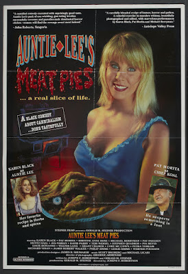 Auntie Lee's Meat Pies (1993, USA) movie poster