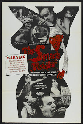 The Smut Peddler (1965, USA) movie poster