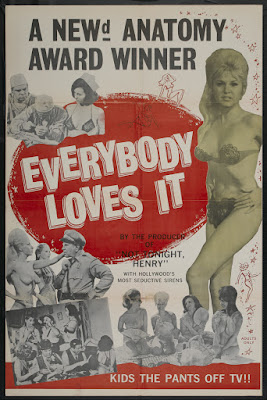 Everybody Loves It (1964, USA) movie poster