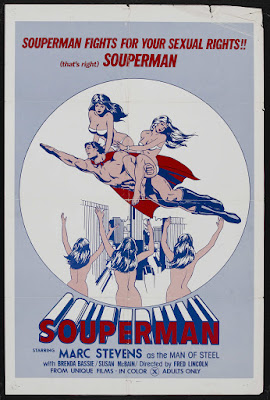 Souperman (aka Powerbone) (1976, USA) movie poster