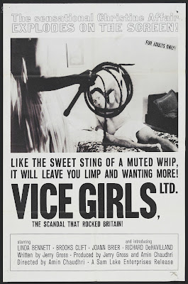 Vice Girls Ltd. (1964, USA) movie poster