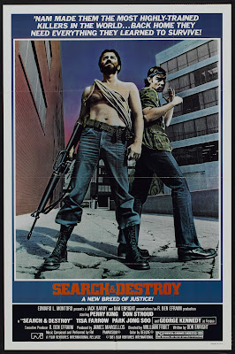 Search and Destroy (1979, Canada / USA) movie poster