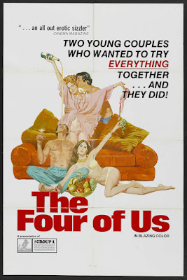 The Four of Us (1974, USA) movie poster