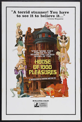 House of 1000 Pleasures (Finalmente... le mille e una notte) (1972, Italy) movie poster