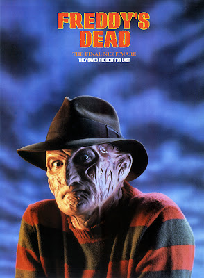 Freddy's Dead: The Final Nightmare (1991, USA) movie poster