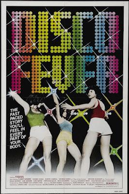 Disco Fever (1978, USA) movie poster