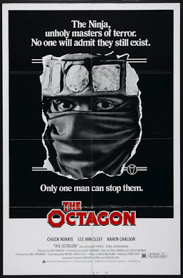 The Octagon (1980, USA) movie poster