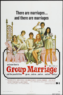 Group Marriage (1973, USA) movie poster