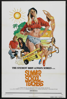 Summer School Teachers (1974, USA) movie poster
