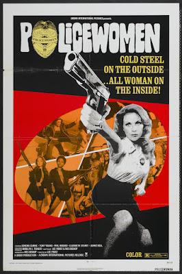 Policewomen (1974, USA) movie poster