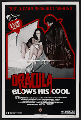 Dracula Blows His Cool (Graf Dracula beißt jetzt in Oberbayern / Count Dracula Now Bites in Upper Bavaria) (1979, Germany / Italy) movie poster
