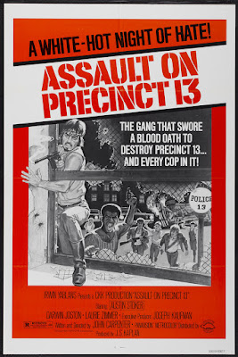 Assault on Precinct 13 (1976, USA) movie poster