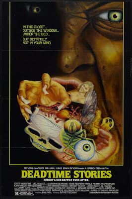 Deadtime Stories (1986, USA) movie poster