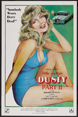 Little Orphan Dusty Part II (1982, USA) movie poster